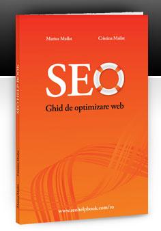 Coperta SEO - Ghid De Optimizare Web